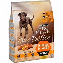 Pro Plan DuoDelice Medium Pollo 2,5k