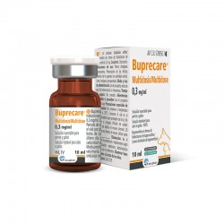 Buprecare Iny 0,3Mg/Ml 10Ml Multidosis