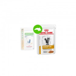 Vd Urinary S/O Cat Mod. Cal. Pouch 85Gr X 12Ud