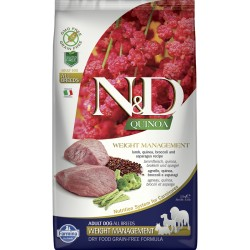 Fm Adult Weight Management Cordero y Quinoa 2,5Kg