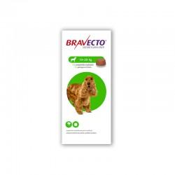 Bravecto 500Mg 1 Comp 10-20Kg M Verde