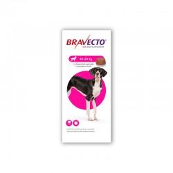 Bravecto 1400Mg 1 Comp 40-56Kg XL Rosa