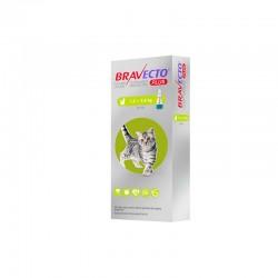 Bravecto Gato Plus 112,5Mg 1Pip 1,2-2,8Kg Lima