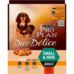 Pro Plan DuoDelice Small Buey 700Gr