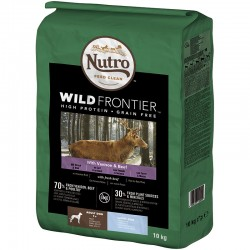 Nutro W.Front Perro Adulto Grande Vena/Tern. 10Kg