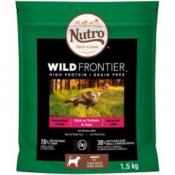 Nutro W.Frontier Perro Adulto Pavo y Pollo 1,5Kg