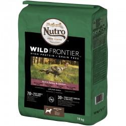 Nutro W.Frontier Perro Adulto Pavo y Pollo 10Kg