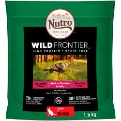 Nutro W.Frontier Gato Adulto Pavo/Pollo 1,5Kg