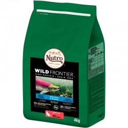 Nutro W.Frontier Gato Adulto Salmon/Psc.Blco 4Kg