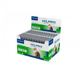 Milpro Gatos 40/16 Mg 48 Comp