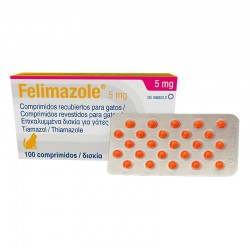 Felimazole 5Mg 100Comp