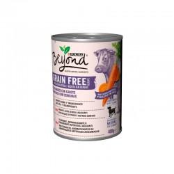 Beyond Grain Free Dog Ternera 12x400g