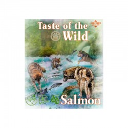 TOW Wet Dog Salmon Herring 390Gr 7Uds