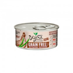 Beyond Grain Free Cat Mousse Pollo 12x85g