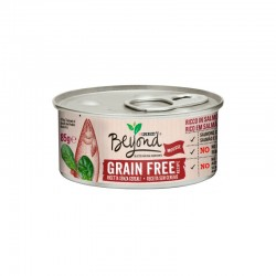 Beyond Grain Free Cat Mousse Salmon 12x85g