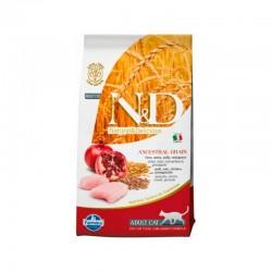 Farmina Adult Pollo Cereales Gato 5Kg
