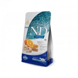 Farmina ND Ocean Gato AD Bacalao Cereal 300Gr