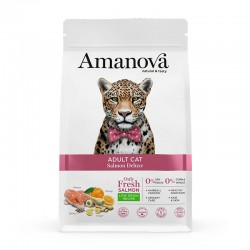Adult Cat Salmon Deluxe & Quinoa 6Kg