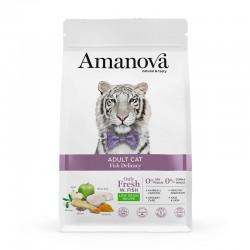 Amv Adult Cat Fish Delicacy & Quinoa 1,5Kg