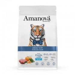 Amv Adult Cat Delicious Lamb & Calabaza 1,5Kg