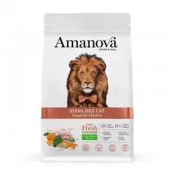 Amv Sterilised Cat Exquisite Chicken & Quinoa 6Kg