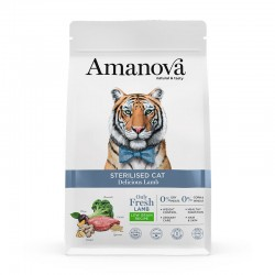 Amv Sterilised Cat Delicious Lamb & Quinoa 300Gr