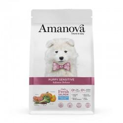 Amv Puppy Sensitive Salmon Deluxe Calabaza 2Kg
