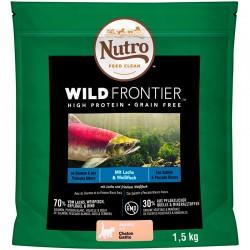Nutro W.Frontier Gato Junior Salm/Psc Bco 1,5Kg