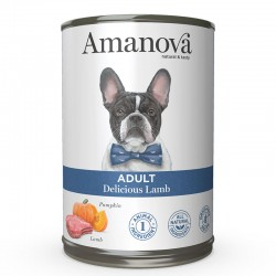 Amv WET Adult Delicious Lamb 400Gr 6Uds