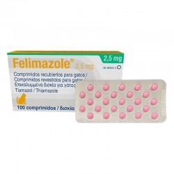 Felimazole 2,5Mg 100Comp 4 Blister