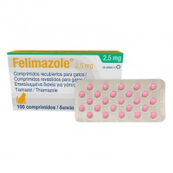 Felimazole 2,5Mg 100Comp