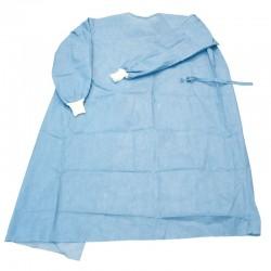 Bata Quirurgica Esteril Con Secamanos L