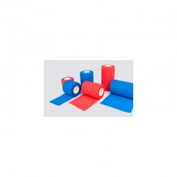 Askina Protect Vet 7,5Cm x 4,5M Azul 64Uds