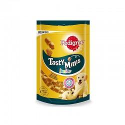 Pedigree Tasty Minis Junior Pollo 6X125Gr
