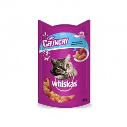 Whiskas Trio Crunchy Salmon 6X6X55Gr