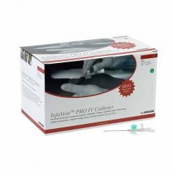 Cateter InfuVein C/Alas 18G 1,3X45Mm 50Ud