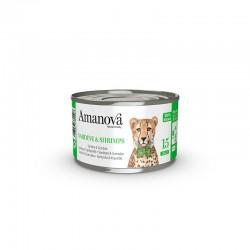 Amv WET Cat Sardines Gambas Jelly 70Gr Nº15 24Ud