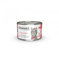 Amv WET Cat Tuna Cangrejo Jelly 70Gr Nº11 24Ud