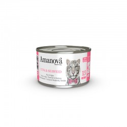 Amv WET Cat Tuna Algas Jelly 70Gr Nº13 24Ud