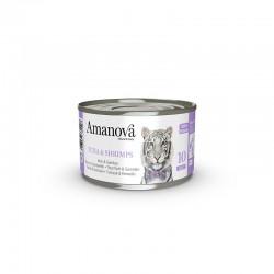 Amv WET Cat Tuna Gambas Jelly 70Gr Nº10 24Ud