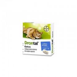 Drontal Gato 230/20 Mg 2 Comp