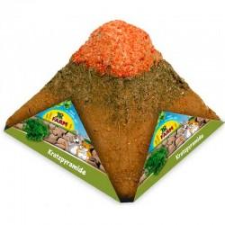 JR Minerals Piramide Para Rascar 400Gr