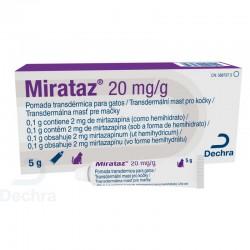 Mirataz 20Mg/Gr 5Gr
