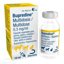 Bupredine Multidosis 0,3Mg/Ml 10Ml