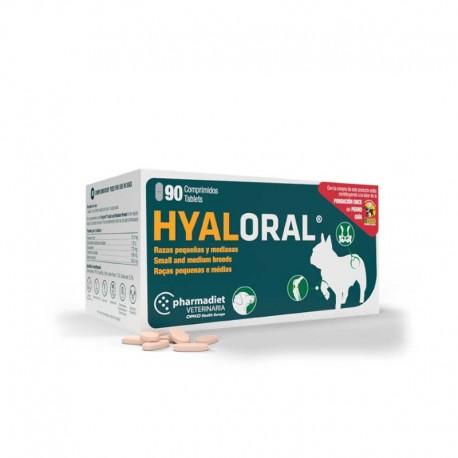 Hyaloral Razas Pequeñas Y Medianas 90 Comp