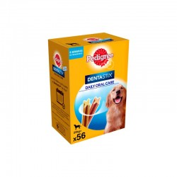 Pedigree Dentastix Multipack 56 Barritas Gde. PVP