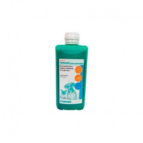 ClorhexVet 500 Ml 1 Botella