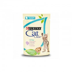 Cat Chow Kitten Pavo 26X85Gr