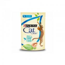 Cat Chow Adulto Salmon 26X85Gr