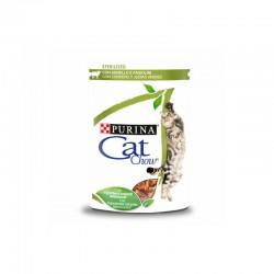 Cat Chow Esterilizado Cordero 26X85Gr